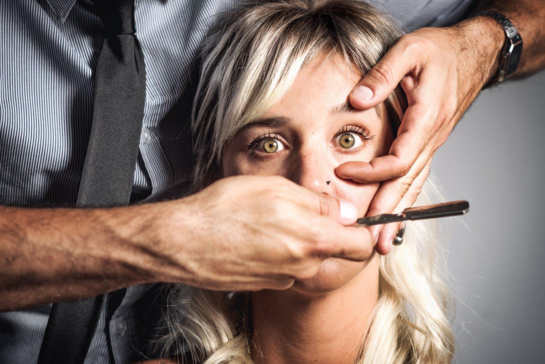 hairstylist portrait