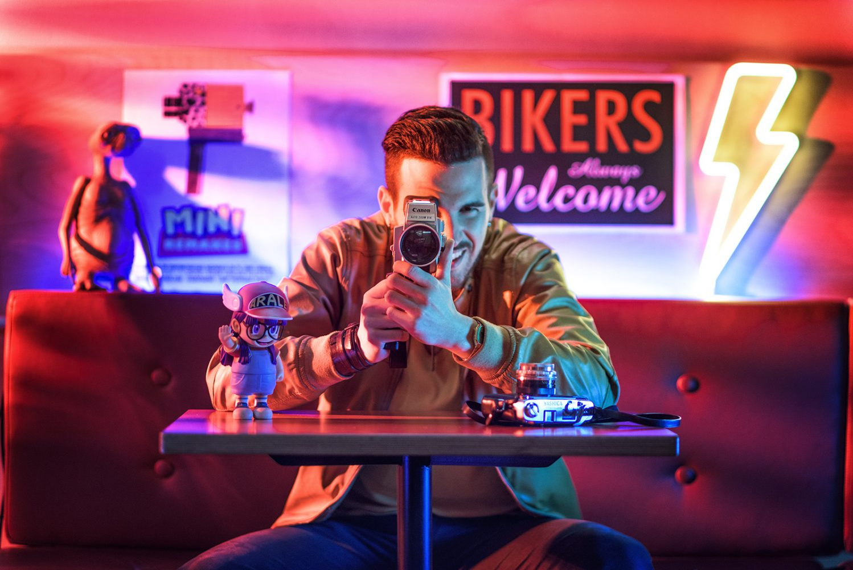 retrato realizador audiovisual