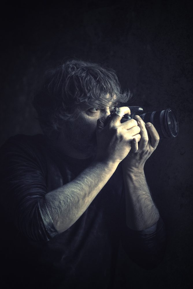photographer portrait
